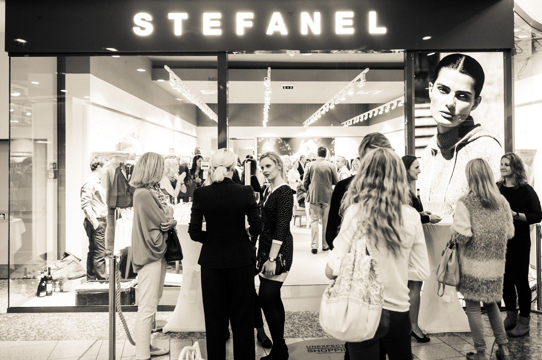 Obchod Stefanel