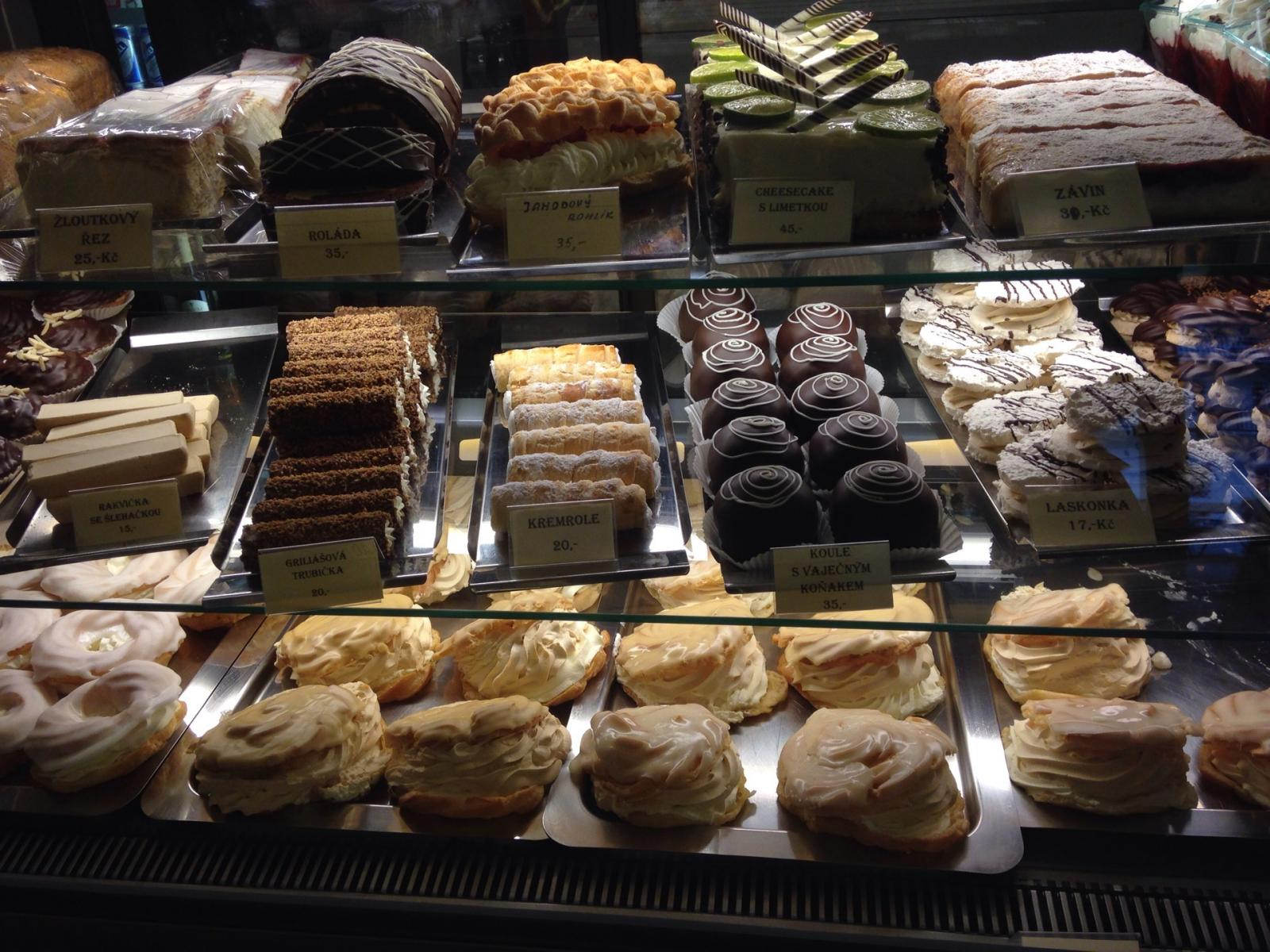Cukrárna Na nádvoří