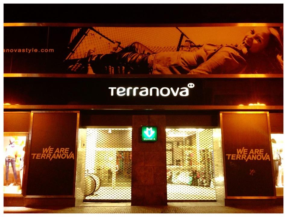 Síť obchodů Terranova