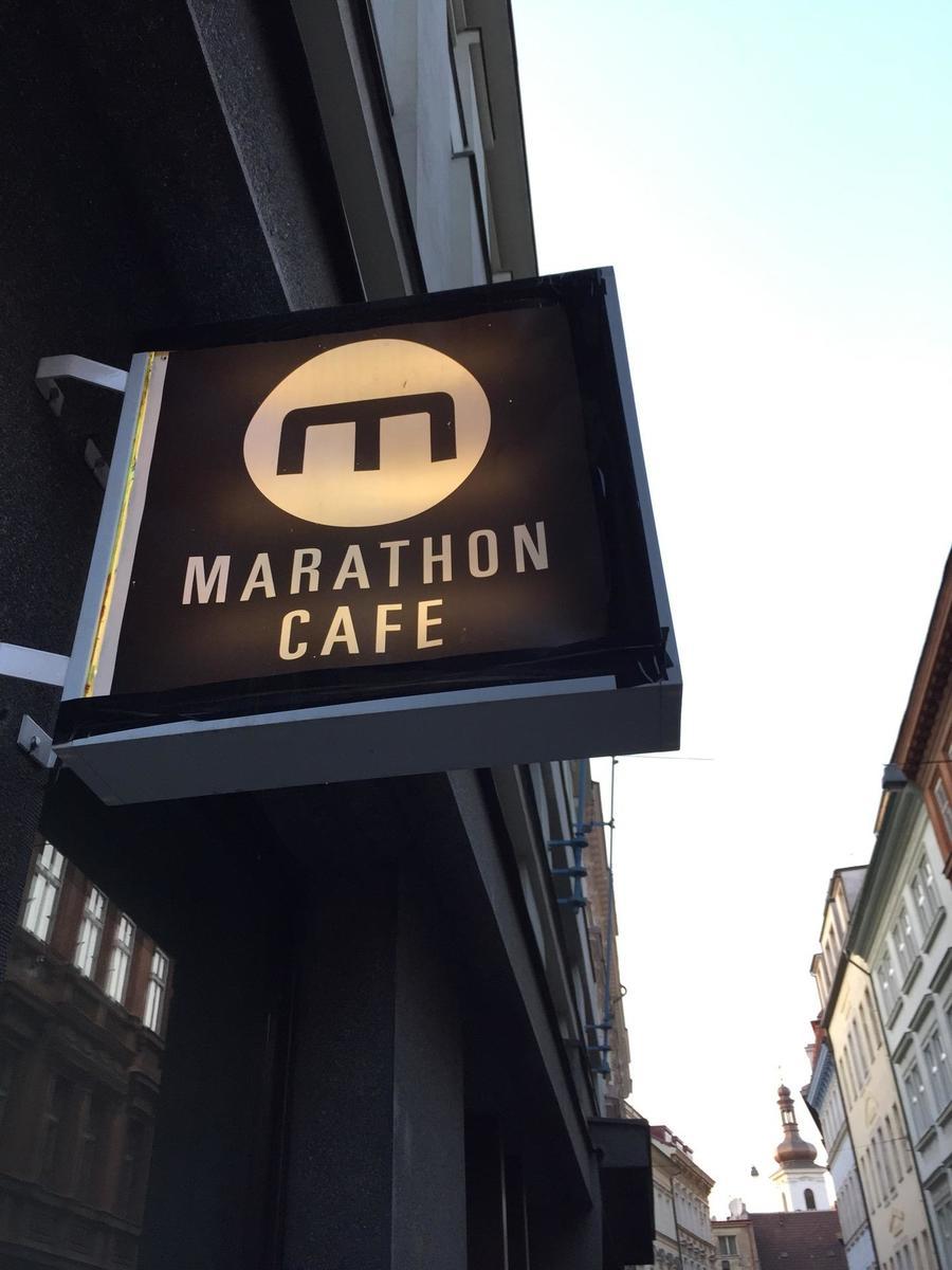 Kavárna Marathon