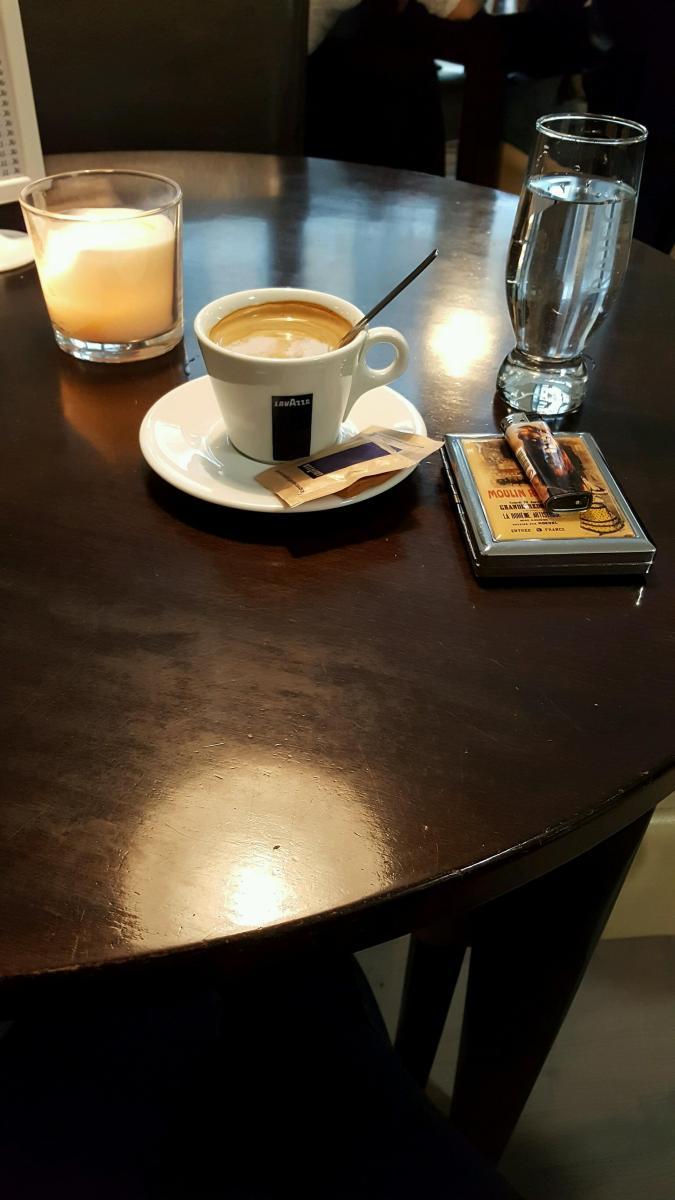 Kavárna La Pause