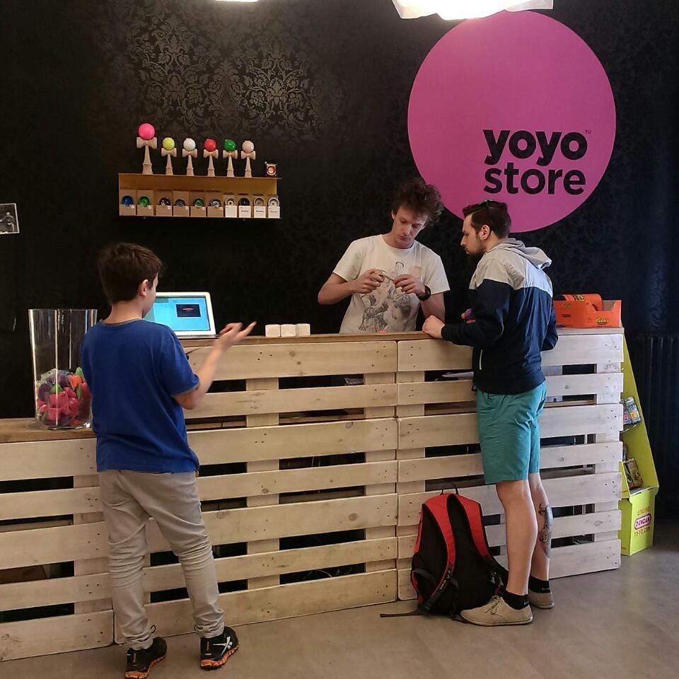 Obchod Yoyo