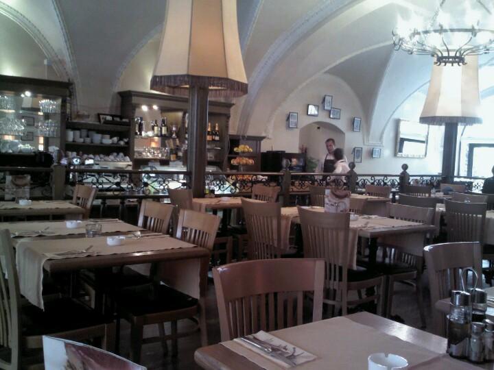 Restaurace Pivovar U Supa