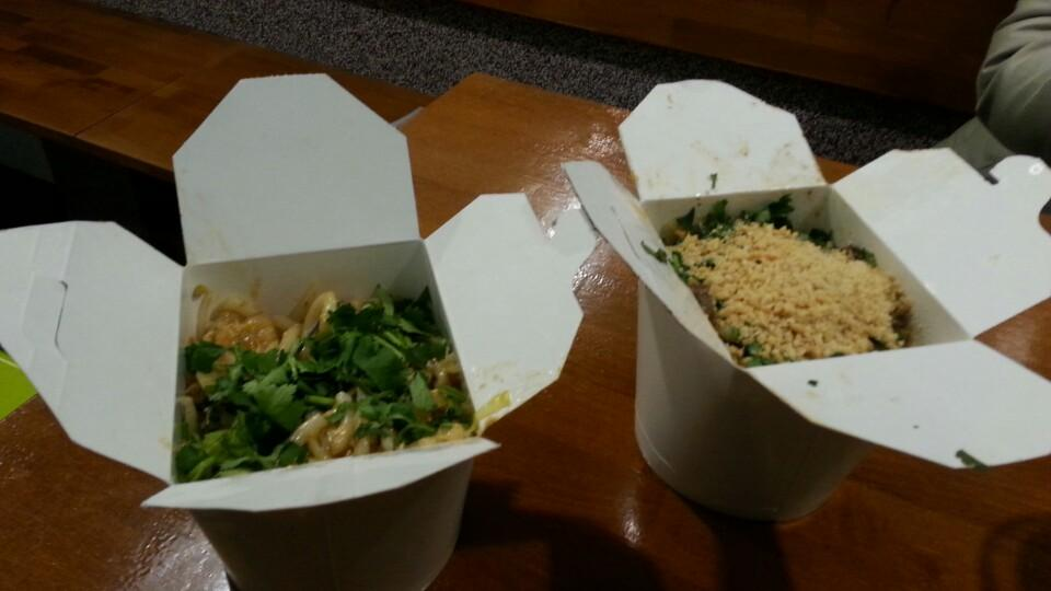 Bistro Crazy wok