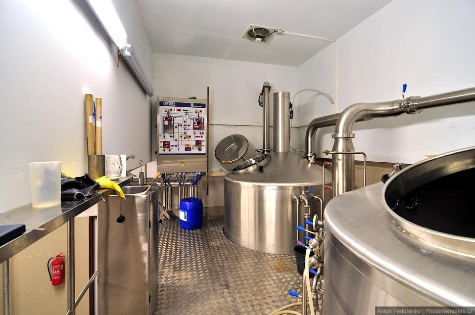 Pivovar Únětický pivovar