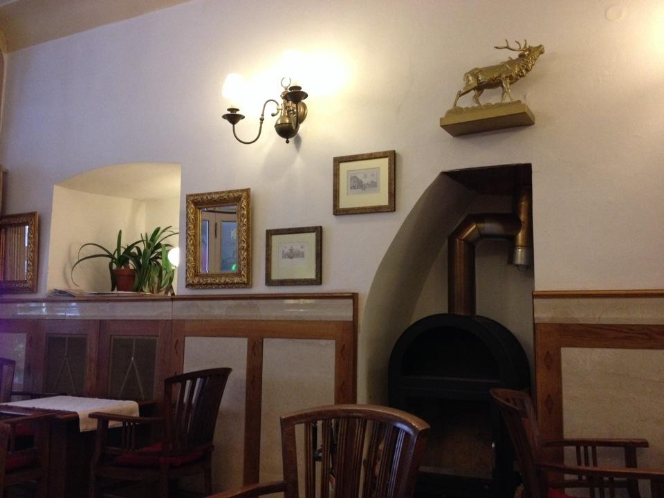 Kavárna U Zlatého jelena