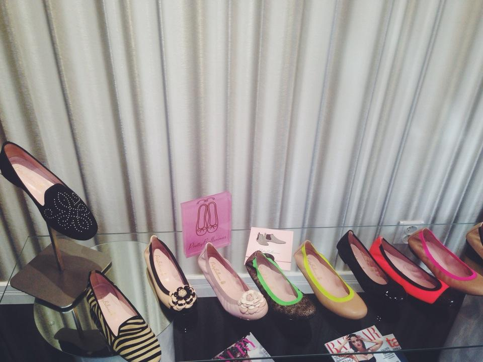 Obchod s luxusními oděvy Mativans