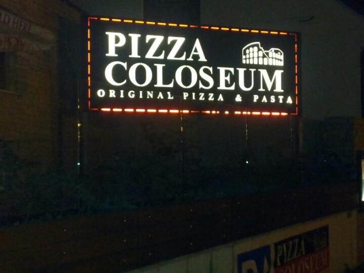 Síť restaurací Pizza Coloseum