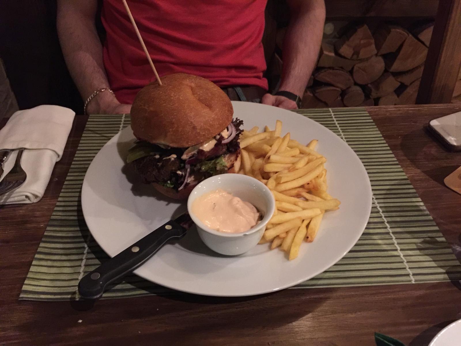 Restaurace Tree burger