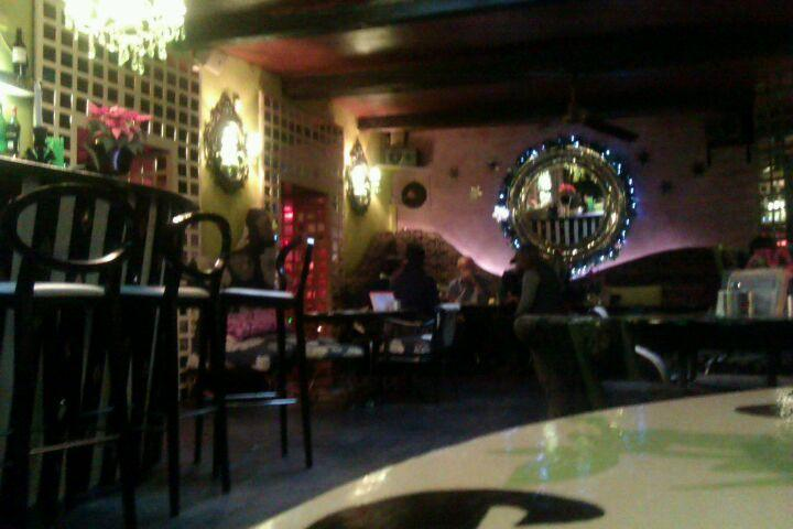Restaurace a hudební klub Radost FX