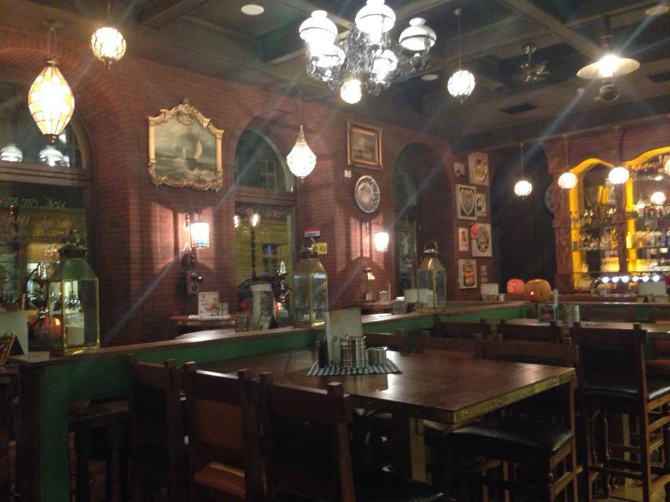 Restaurace The Dutch Pub