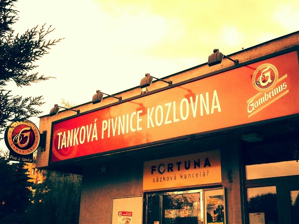 Pivnice Čimická Kozlovna