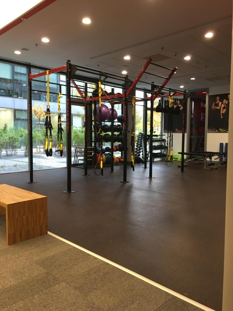 Fitness club Re-fit