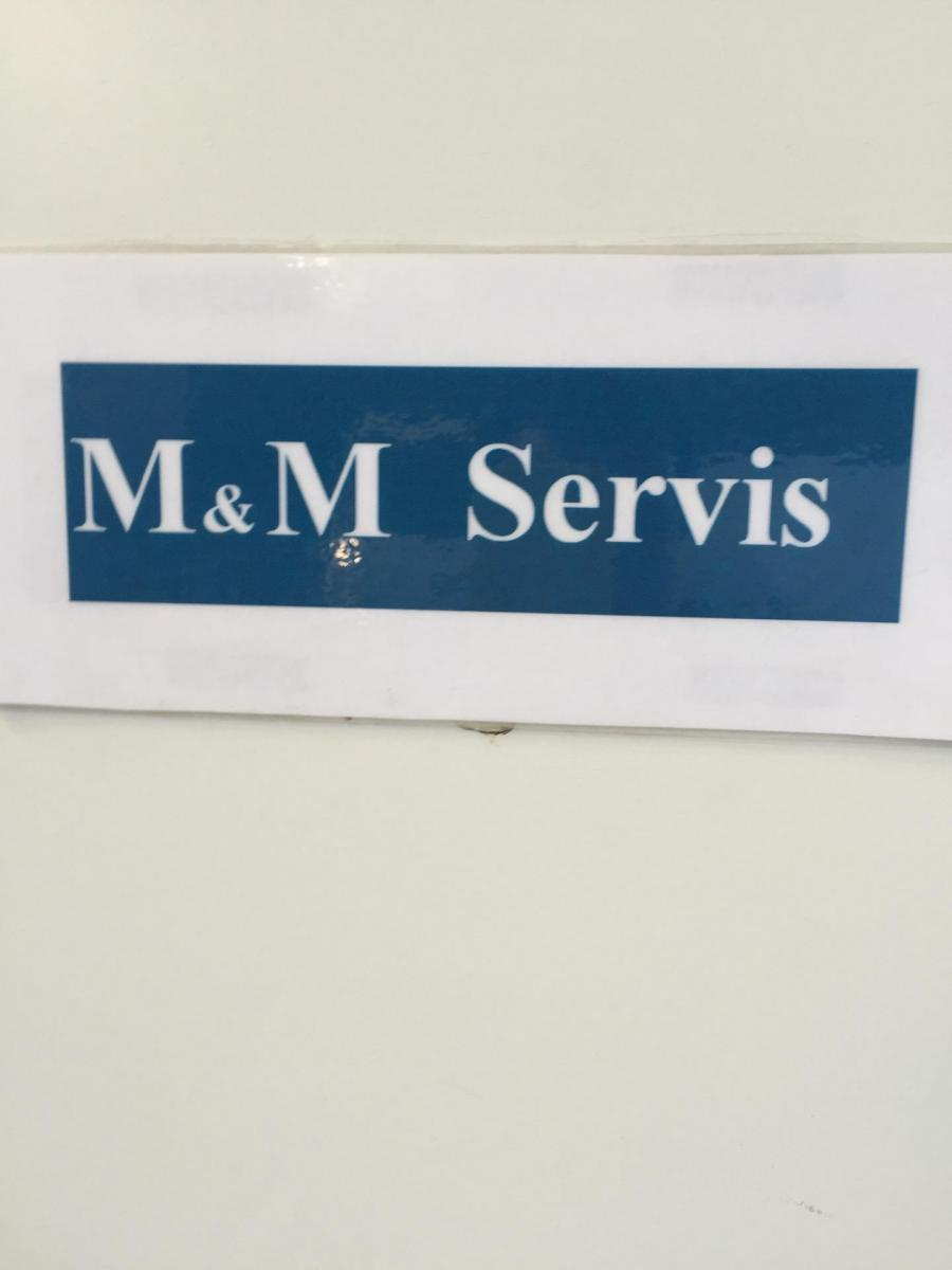 Autoopravna M & M servis
