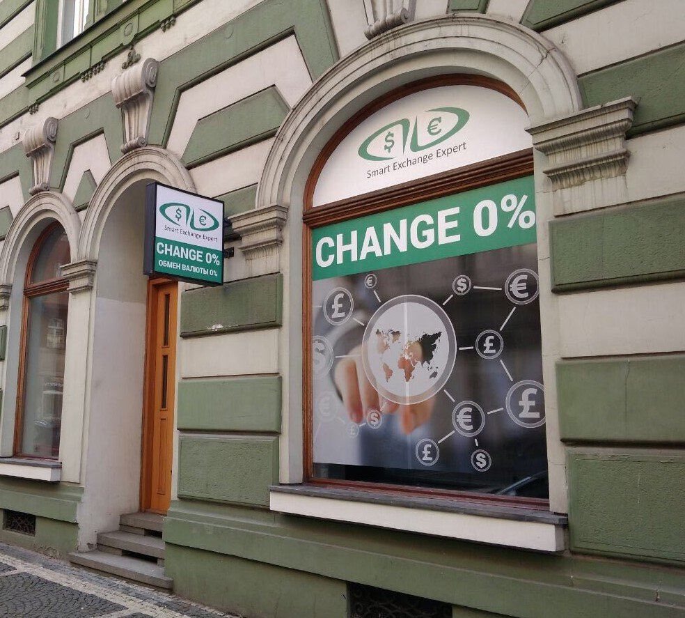 Směnárna Smart Exchange Expert